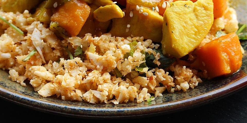 healthy turmeric chicken stew recipe