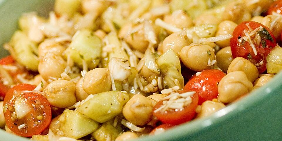 chickpea salad ii recipe
