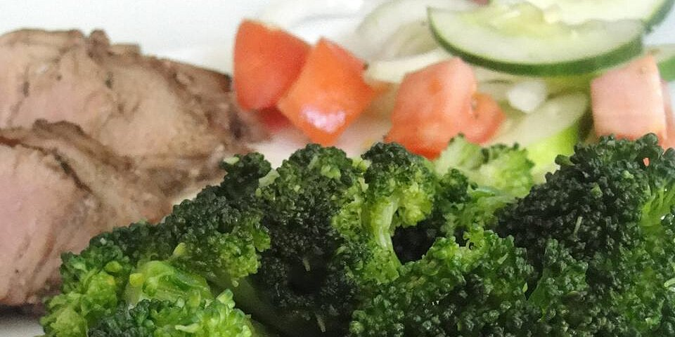 steamed broccoli recipe
