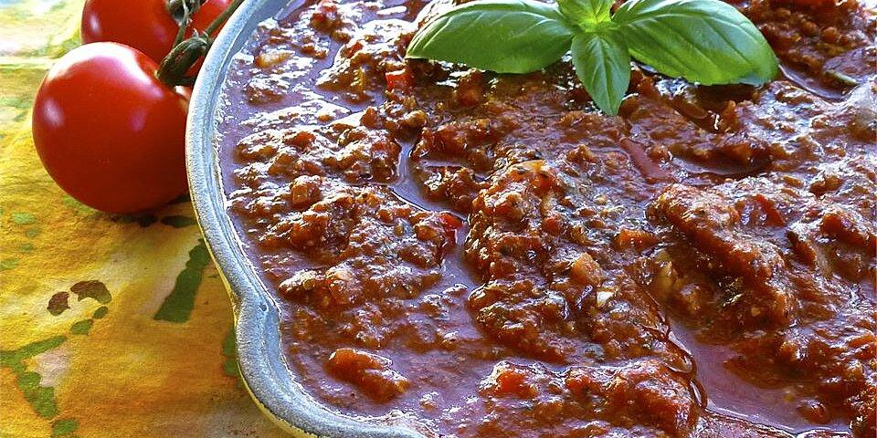 enhance that jar of spaghetti sauce recipe