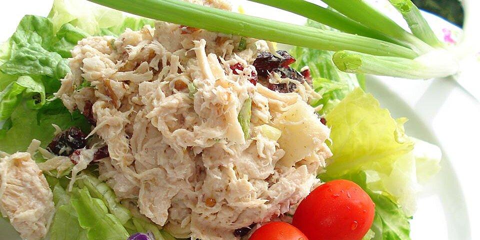 rachels cranberry chicken salad recipe