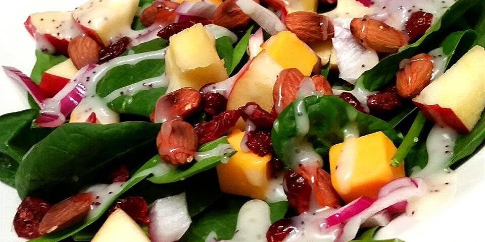 super seven spinach salad recipe
