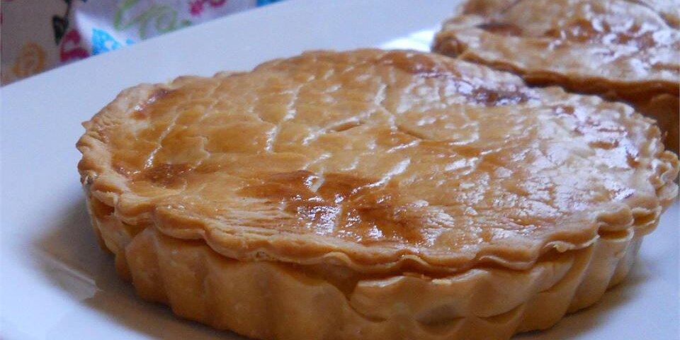 moms two crust potato pie recipe