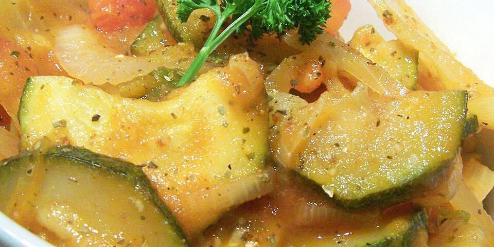 italian zucchini saute recipe