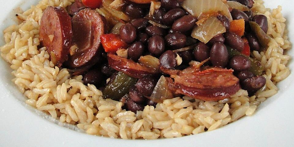 pacific cuban black beans and rice recipe