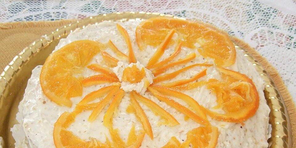 perfect flourless orange cake recipe
