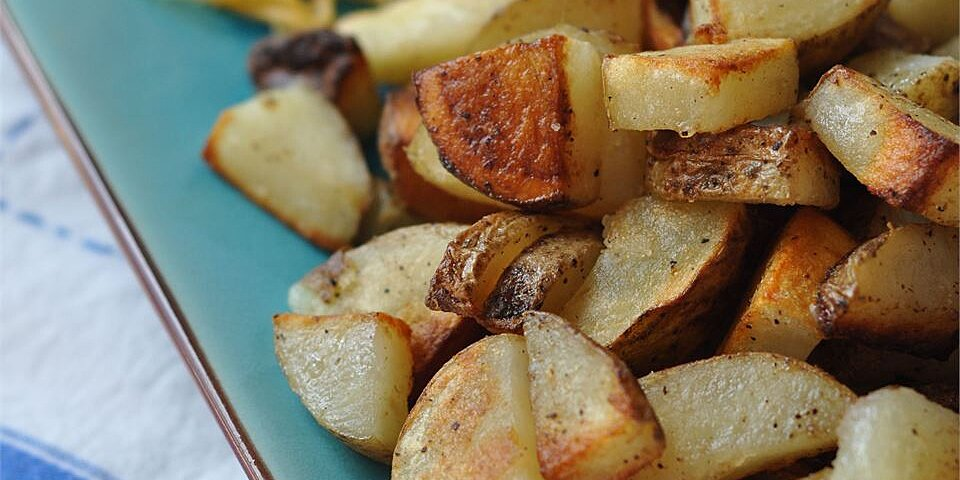 quick and easy home fries recipe