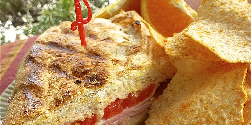 Classic Cuban Midnight Medianoche Sandwich Recipe Allrecipes