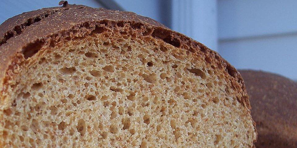 cracked wheat bread ii recipe