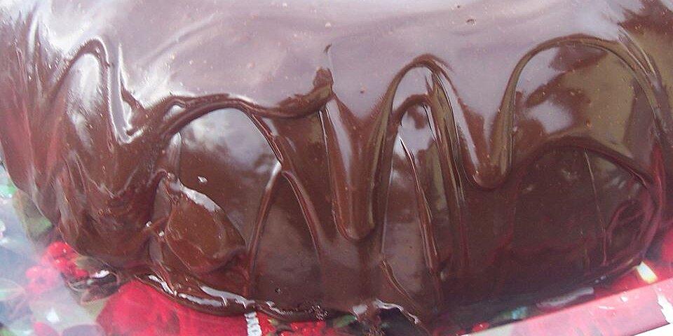 dark chocolate orange cake recipe