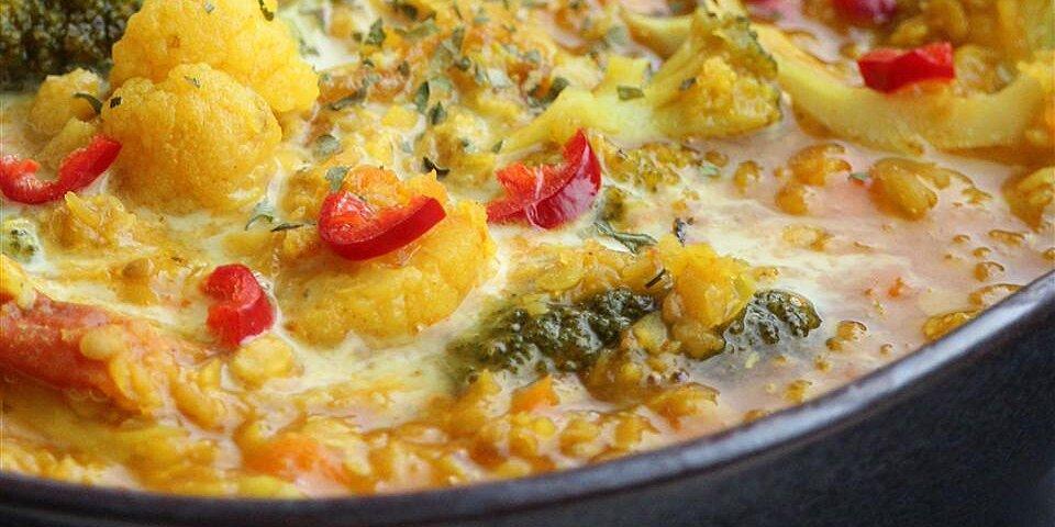 red split lentils masoor dal recipe