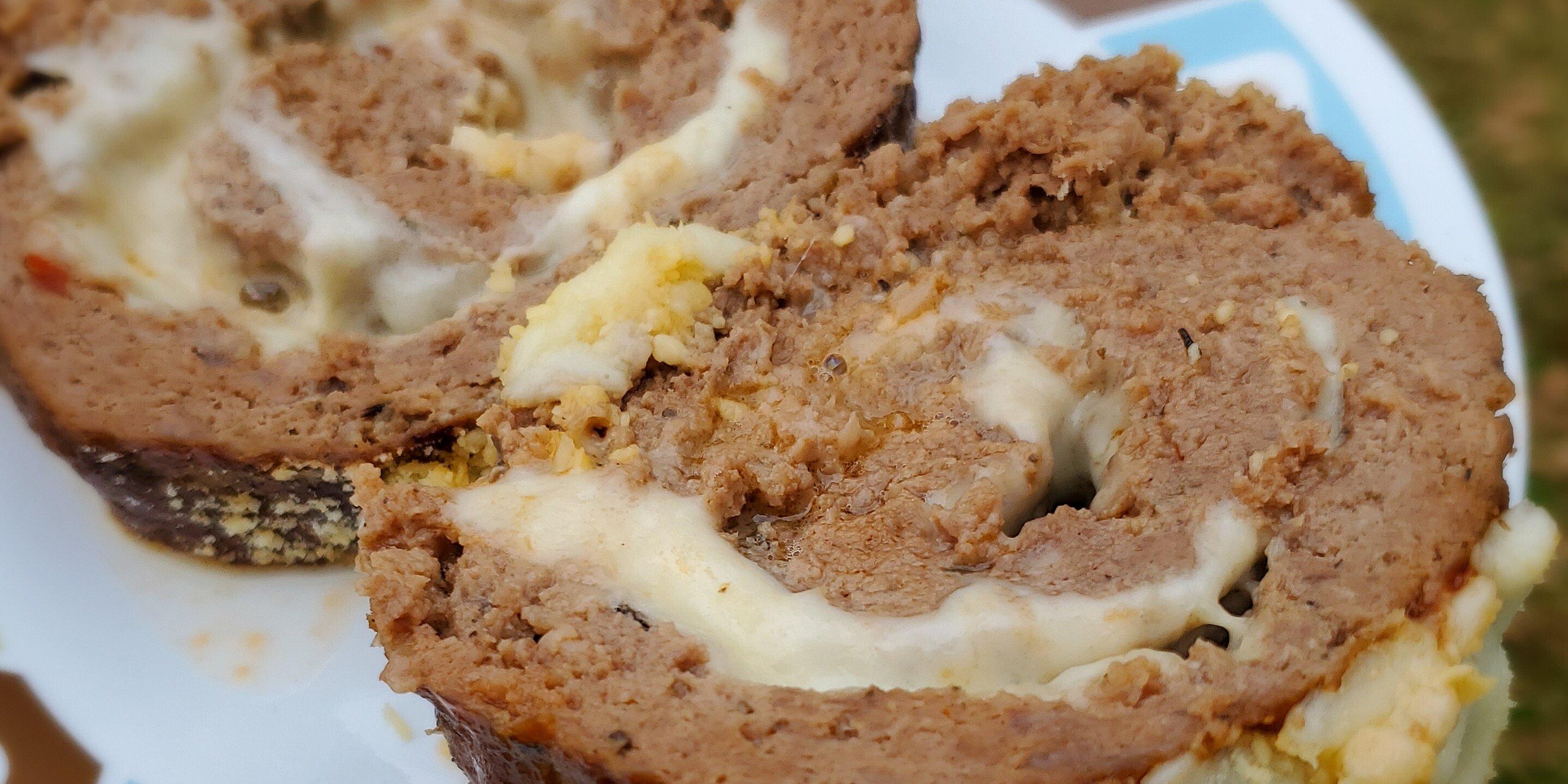 italian mozzarella stuffed meatloaf recipe