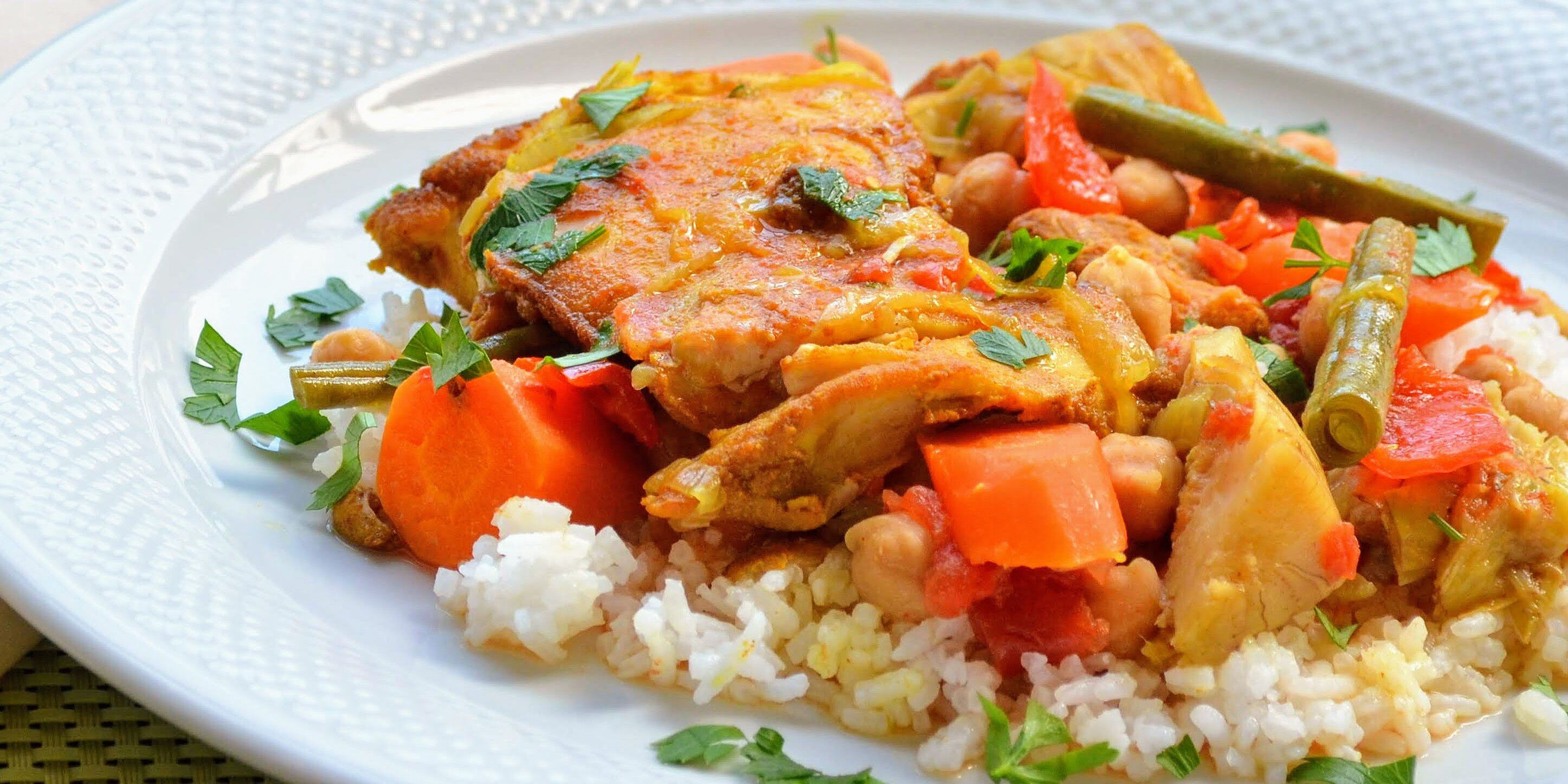 back to slow cooker mediterranean chicken and vegetables recipe