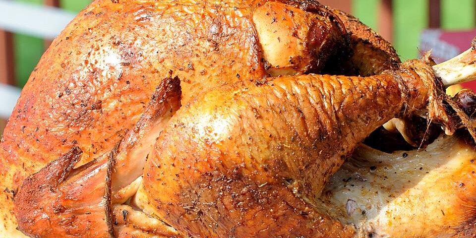 easy smoked turkey recipe