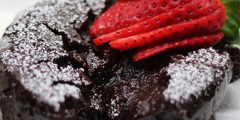 chef johns chocolate lava cake