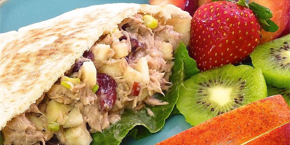 amazingly good and healthy tuna salad recipe