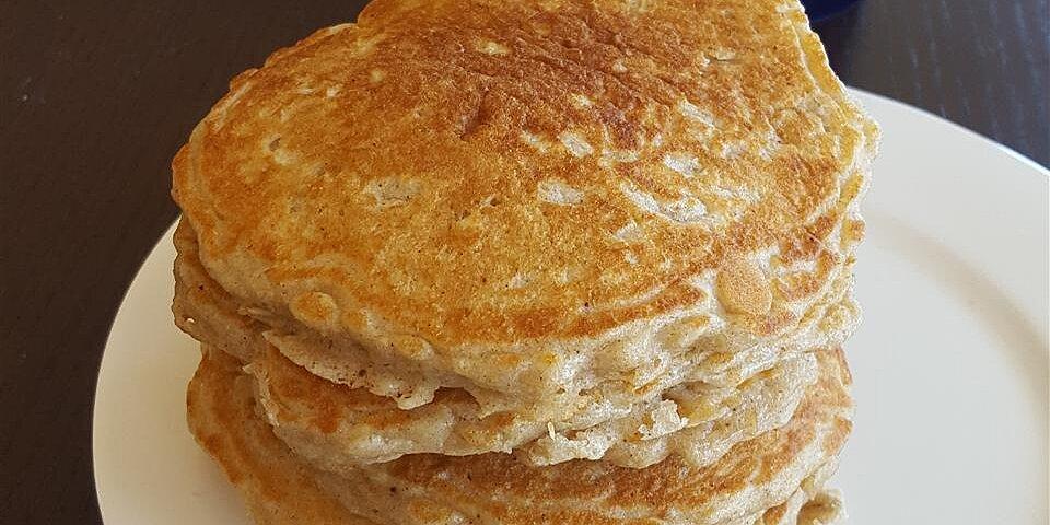 buttermilk oatmeal pancakes recipe