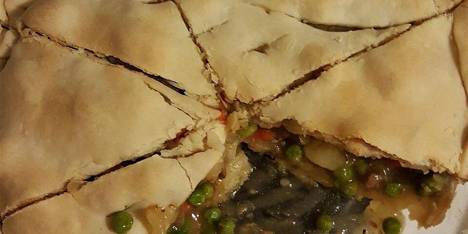 beef pot pie iii recipe