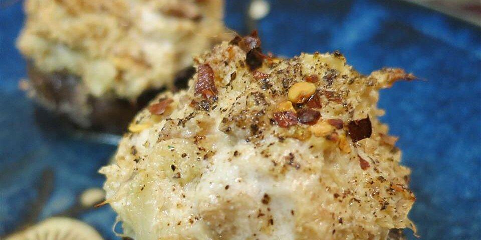 garys stuffed mushrooms recipe