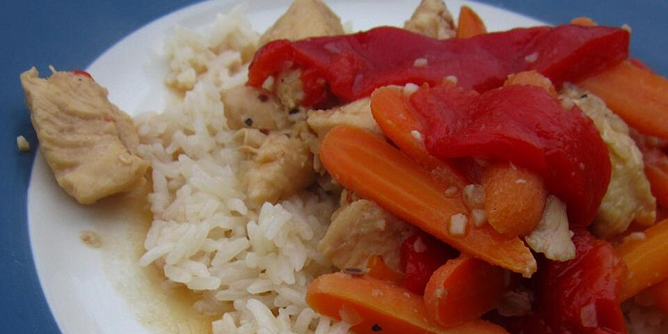 chicken delirious and buttered rice for pressure cooker recipe
