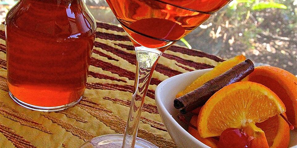 homemade old fashioned mix recipe