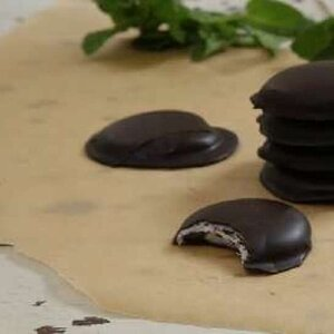 Chocolate Covered Peppermint Patties