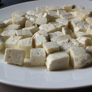 Homemade Cheese Curds