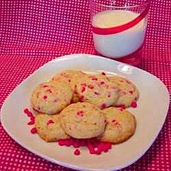Cherry Chip Cookies I