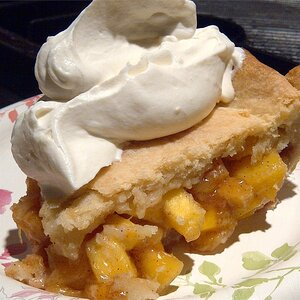 Maui Girl's Mango Pie