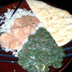 Sarson Ka Saag (Indian Mustard Greens)