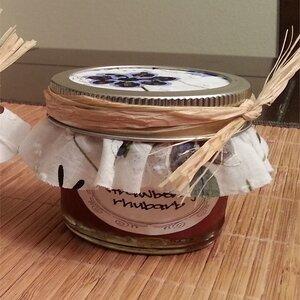 Pectin-Free Strawberry Rhubarb Jam