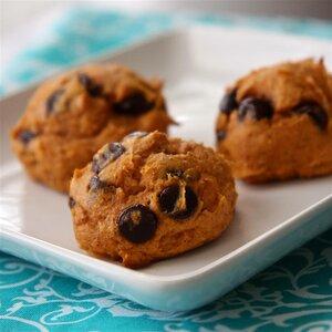 Just Like Big Nana's Pumpkin Chip Cookies