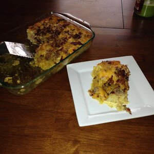 Cheesy Tater Tot® Breakfast Casserole