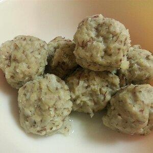 Grated Potato Dumplings