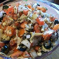 Mexi-Italian Salsa