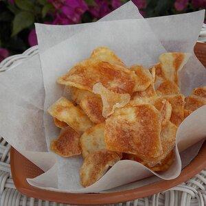 Salt and Vinegar Potato Chips