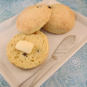 Nanny's Newfoundland Tea Biscuits