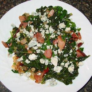 Kale and Chard Supreme