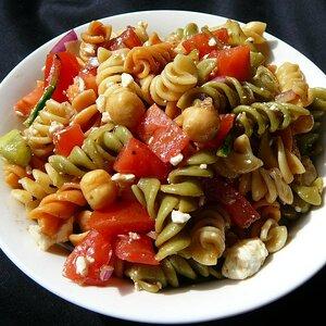 Sandy's Greek Pasta Salad