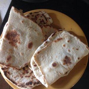 Traditional Pita Breads