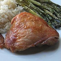 Salt and Vinegar Chicken