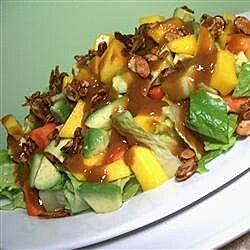 Georgie's Mango Papaya Salad