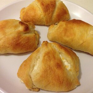 Crab Croissant-wiches