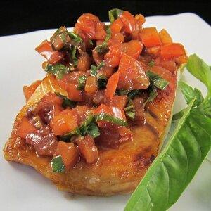 Mediterranean-Twist Salmon