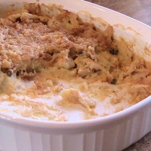 Egg Chicken Casserole
