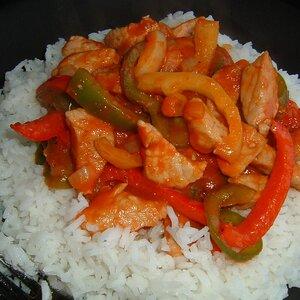 Pork and Pepper Stew