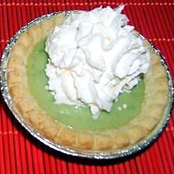 Summer Avocado Pie