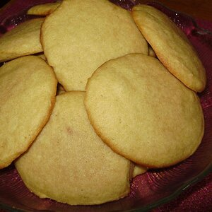 Easy Brown Butter Cookies