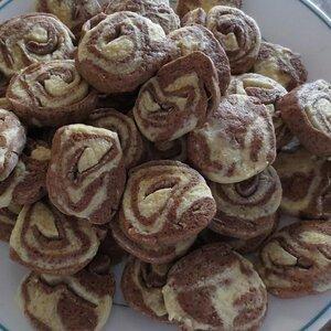 Pinwheel Cookies I