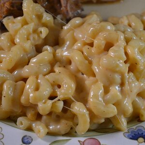 Easy Rice Cooker Mac 'n Cheese